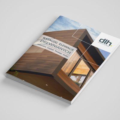 Katalog elewacji drewnianych