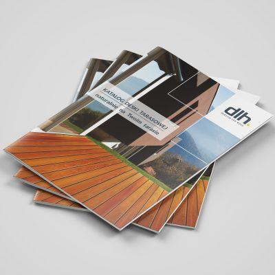 Katalog deski tarasowej drewnianej