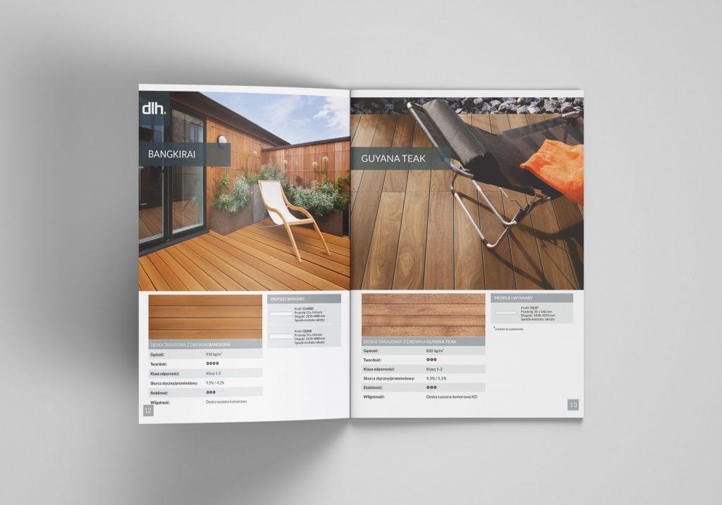 Katalog tarasowy